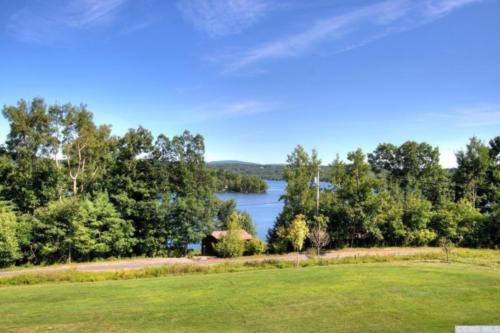 1 - Golf Course Road - View of Lake