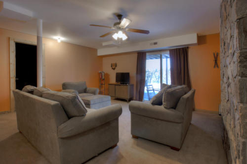 14 - lower level family room